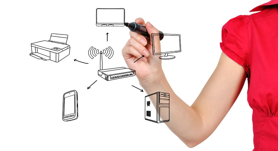 Sharing a printer on your network