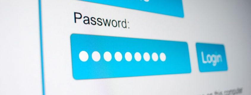 Wi-fi password - the risks