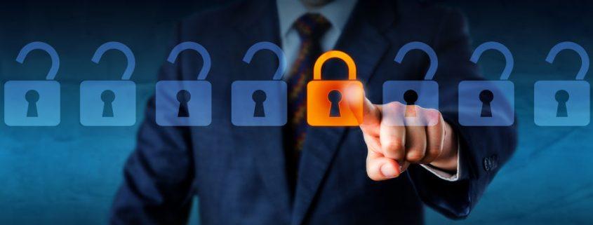 Cyber hackers - Anonymous hacker