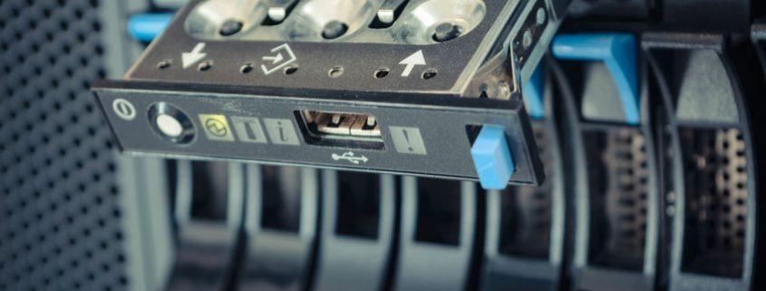 Failed hard drive - manic monday!