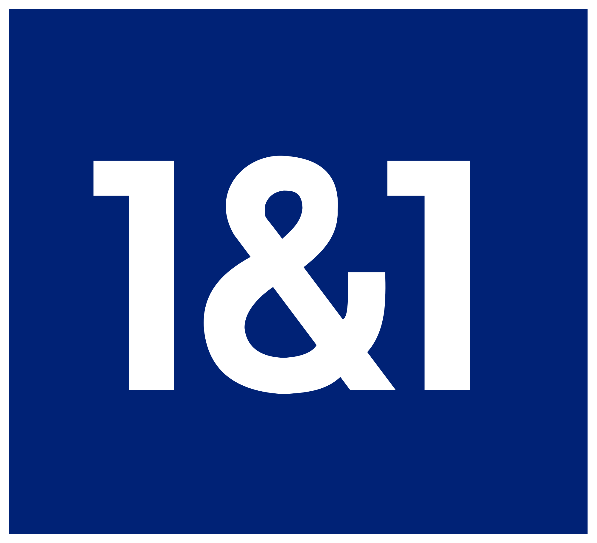 1 and 1 Affiliate LInk Logo