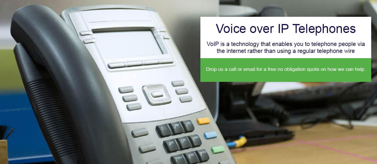 Computer Support For Businesses - VOIP