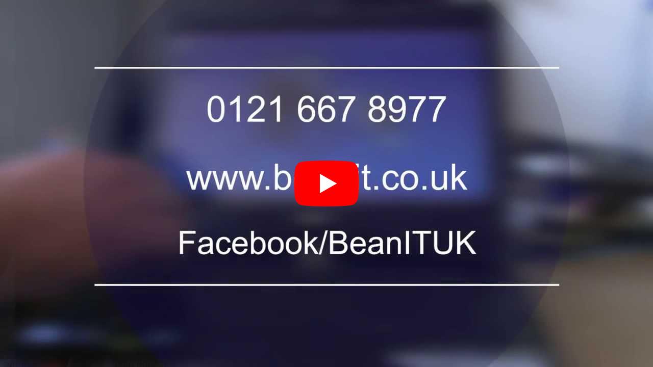 Bean IT - IT Birmingham